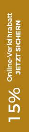 15% Online-Rabatt auf Verleihausrüstung